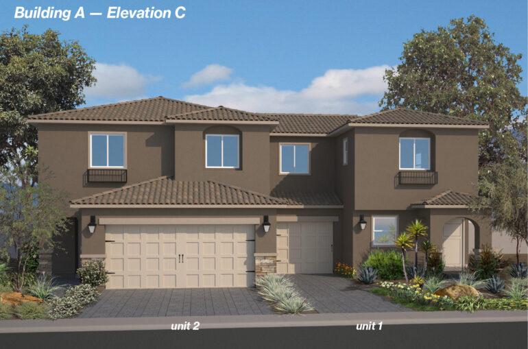 Harmony Homes Quail Ridge Elevations
