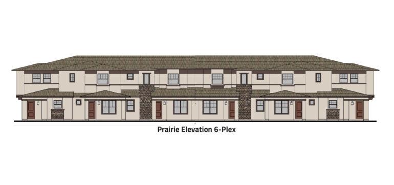 Prairie-elevation-6-plex