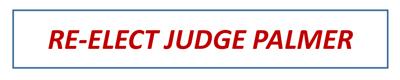 Re-Elect Judge Elaine Palmer