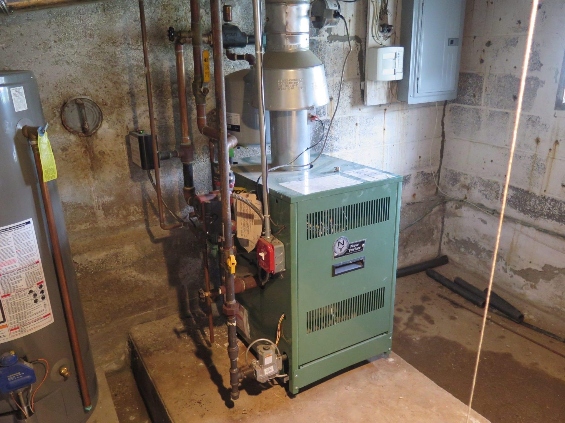 boiler