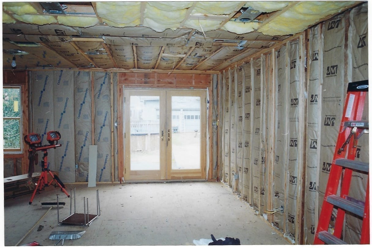 interior fully insulated