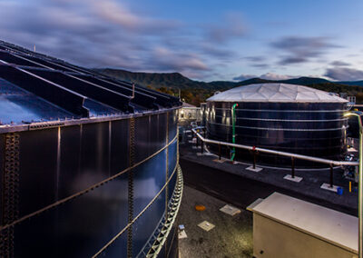 Process Water Reclamation Facility