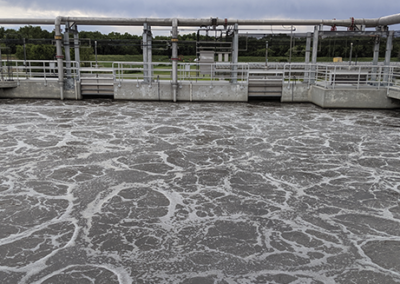 James R. DiIorio Water Reclamation Facility Ntensify™ Nutrient Removal