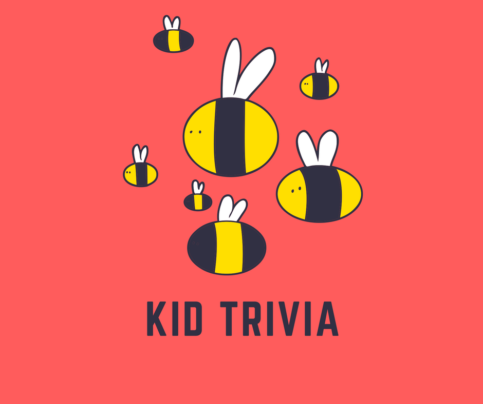 Kid Trivia (1st and 2nd Graders)