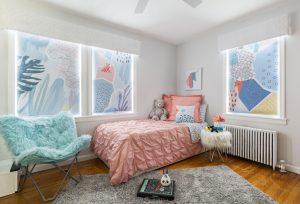Marni Sugerman window coverings for kids bedroom
