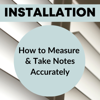 How to Measure & Take Notes Accurately