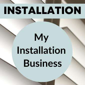 My Installation Business