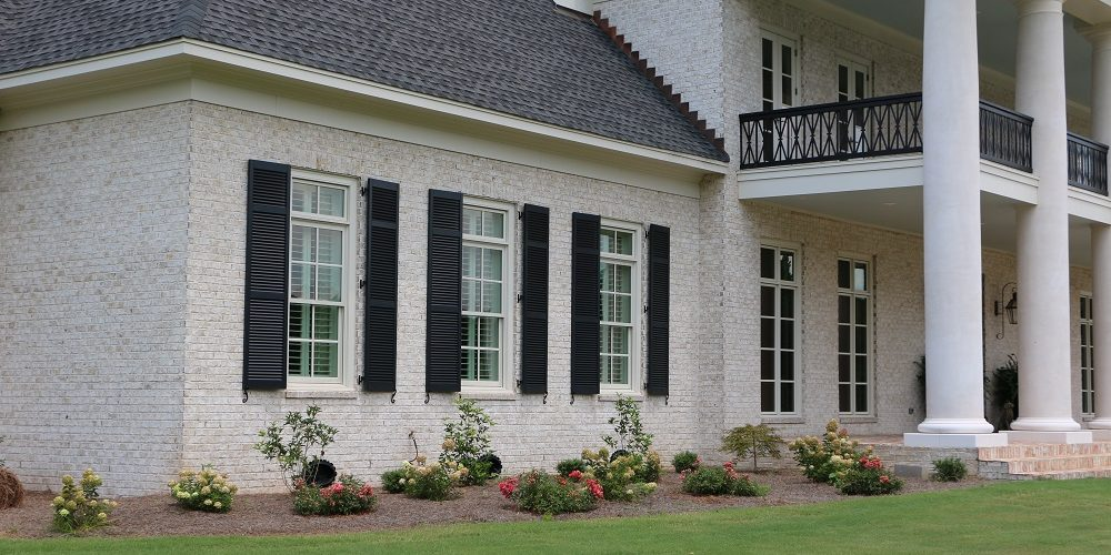 Exterior shutters from US Polymers