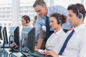 SO, YOU WANT TO BE A CALL CENTER MANAGER?