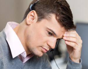 5 PROVOKING REASONS WHY CALL CENTER AGENTS STRESS
