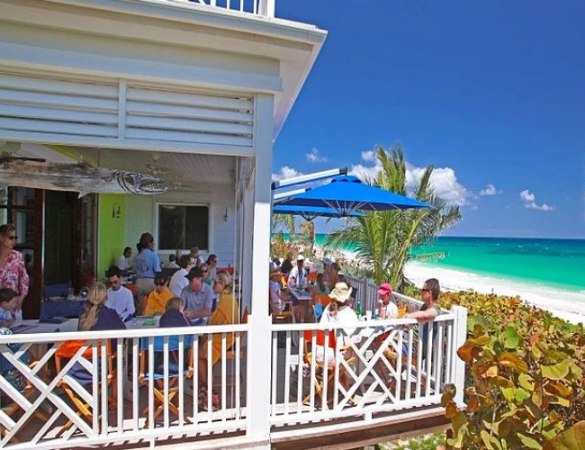 Sip Sip, Dunmore Town Bahamas on Harbour Island