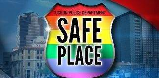 Tucson Police Department Safe Place