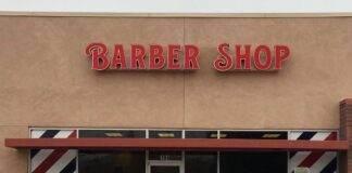 Northside Barbershop Storefront