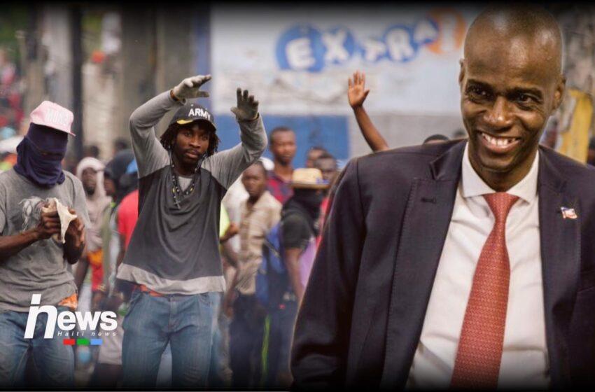 Manifestation : l'opposition gagne les rues de Port-au-Prince pour exiger le départ de Jovenel Moïse