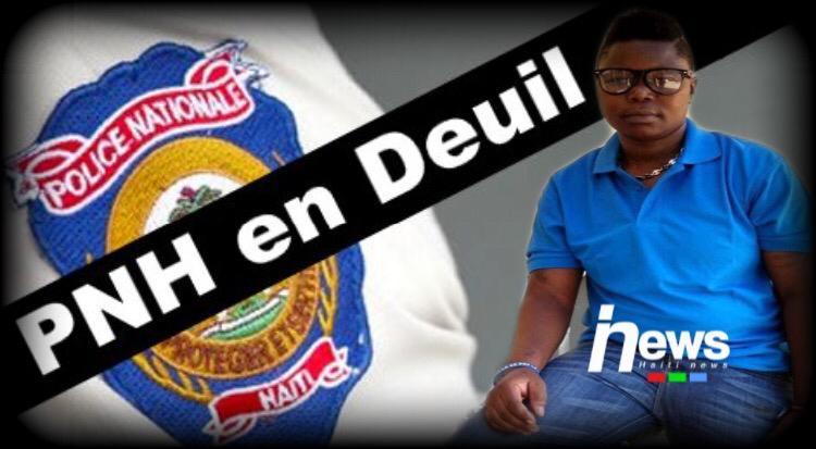 Une policière de la brigade d'intervention motorisée assassinée à Pétion-Ville