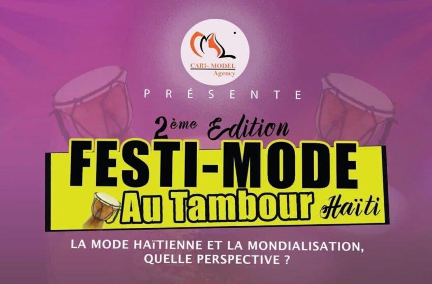 Cari-Model Agency lance sa deuxième édition de Festi-Mode au Tambour