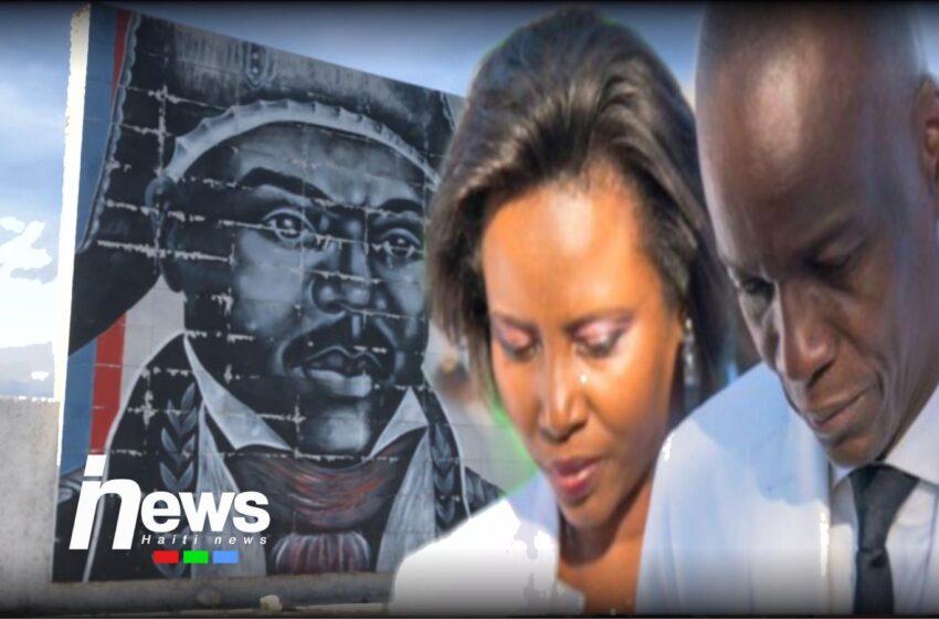 Commémoration de la mort de Jean Jacques Dessalines : Jovenel Moïse lance un appel à l'unité.