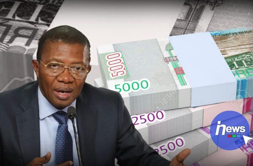 La Banque centrale annonce l'émission de deux nouveaux billets sur le marché