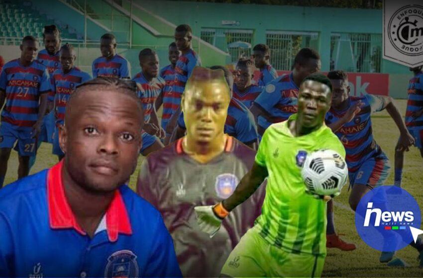 3 joueurs de l'Arcahaie FC s'évadent de la misère haïtienne au Mexique