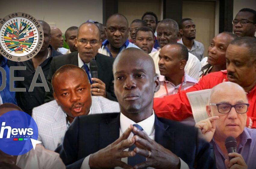Une mission de l'OEA sera en Haïti sous peu pour faciliter le dialogue