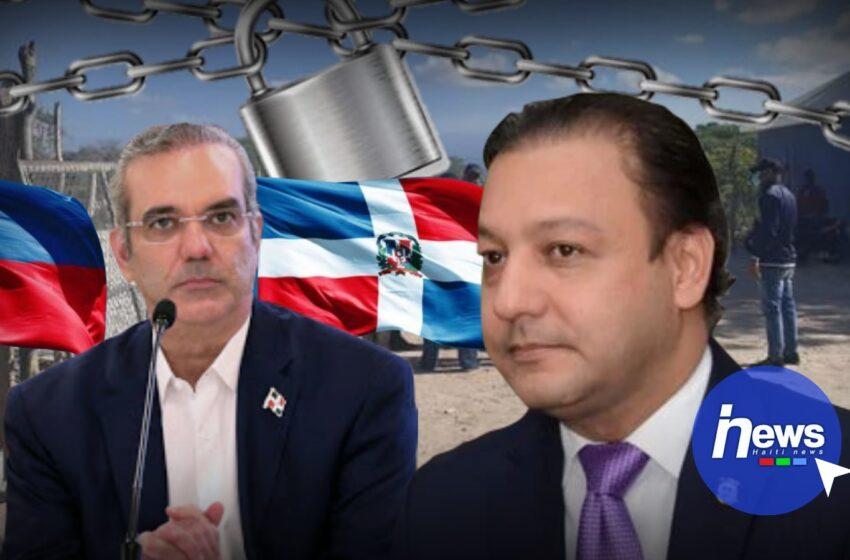 Le maire de Santiago plaide en faveur de la fermeture de la frontière haïtiano-Dominicaine