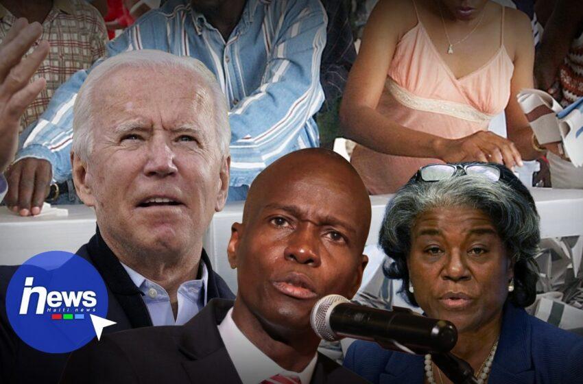 Les Etats-Unis demandent à Jovenel Moïse d'organiser des élections libres cette année