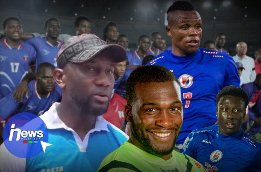 Jean-Jacques Pierre publie la liste des 23 joueurs retenus pour le stage en République Dominicaine