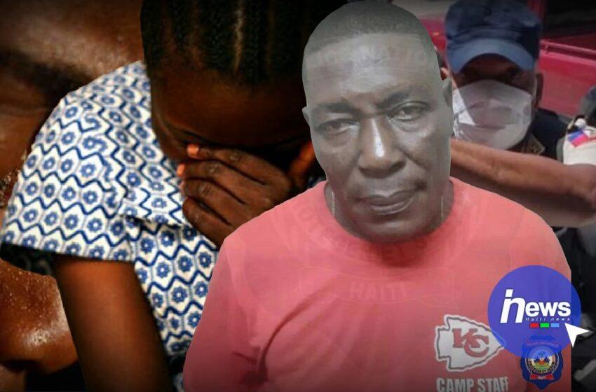 Arrestation de Claudy Etienne pour viol sur mineur