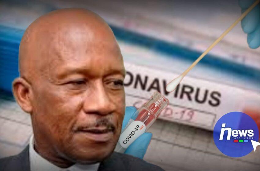 L'ancien député Jean Robert Bossé testé positif au coronavirus