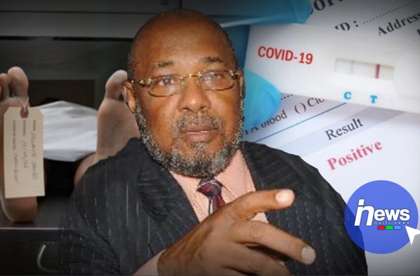 L'ancien président du CEP Frantz-Gérard Verret décède du Covid-19