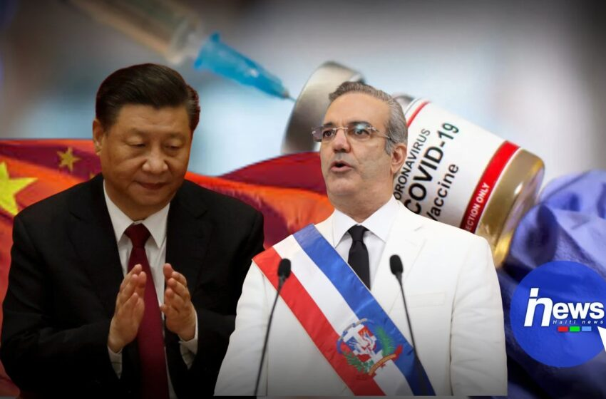 La République dominicaine et la Chine s'engagent à approfondir les échanges et la coopération