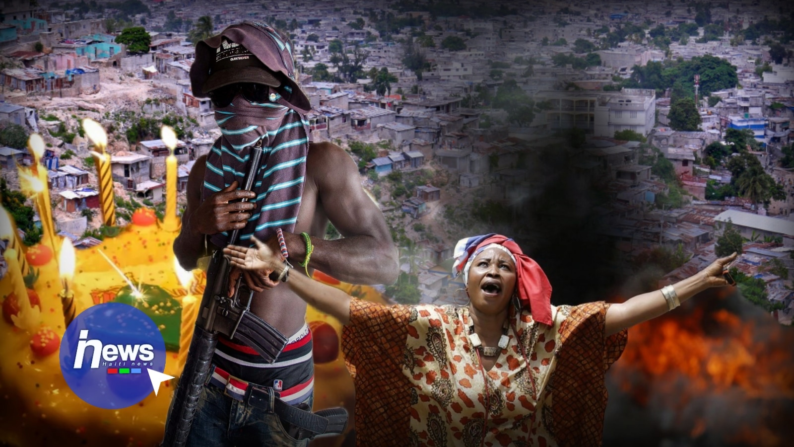 Port-au-Prince fête ses 272 ans dans le chaos