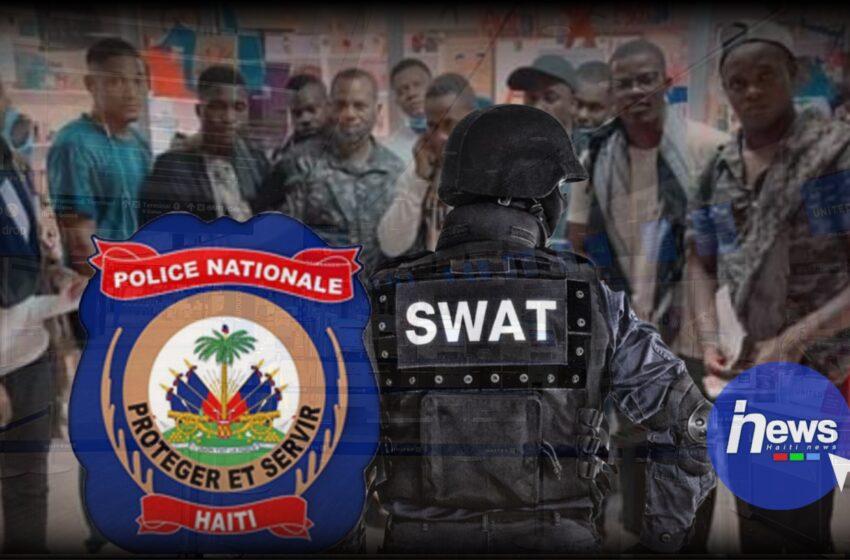 Une vingtaine de policiers en voyage de formation à l'étranger prennent la fuite aux États-Unis