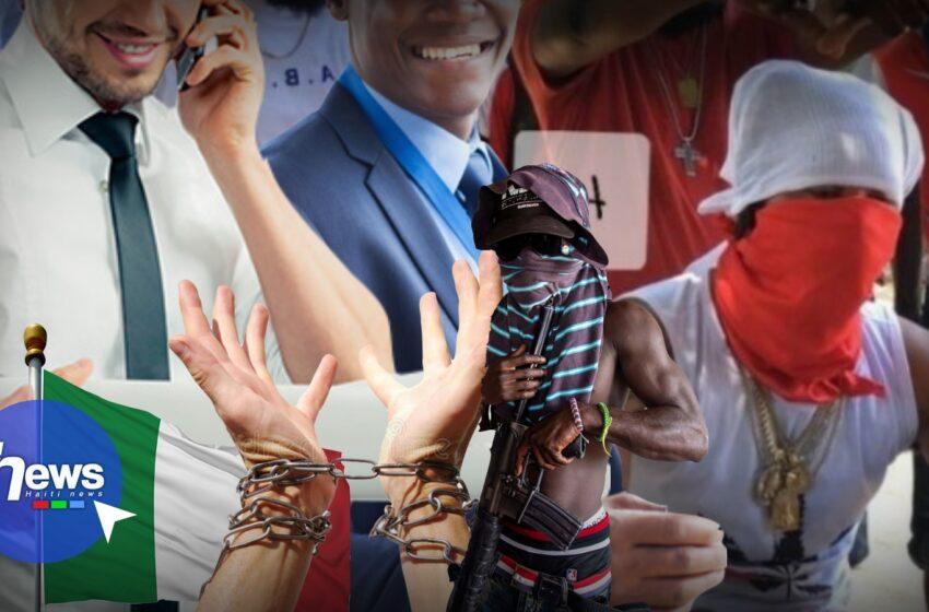 Un ingénieur italien et son collaborateur haïtien enlevés par le gang 400 Mawozo