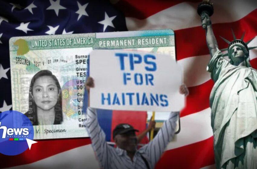 Les titulaires du TPS ne pourront pas résider en permanence aux États-Unis