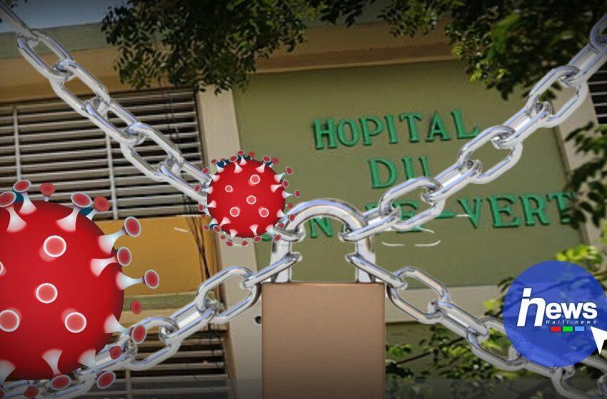 L'hôpital Canapé-vert annonce ne plus recevoir de patients atteints du coronavirus