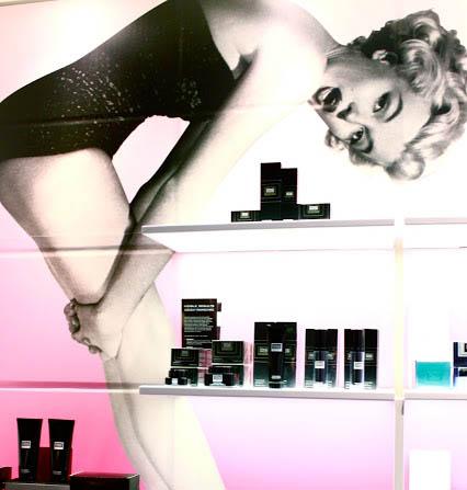 Marilyn Monroe & Erno Laszlo