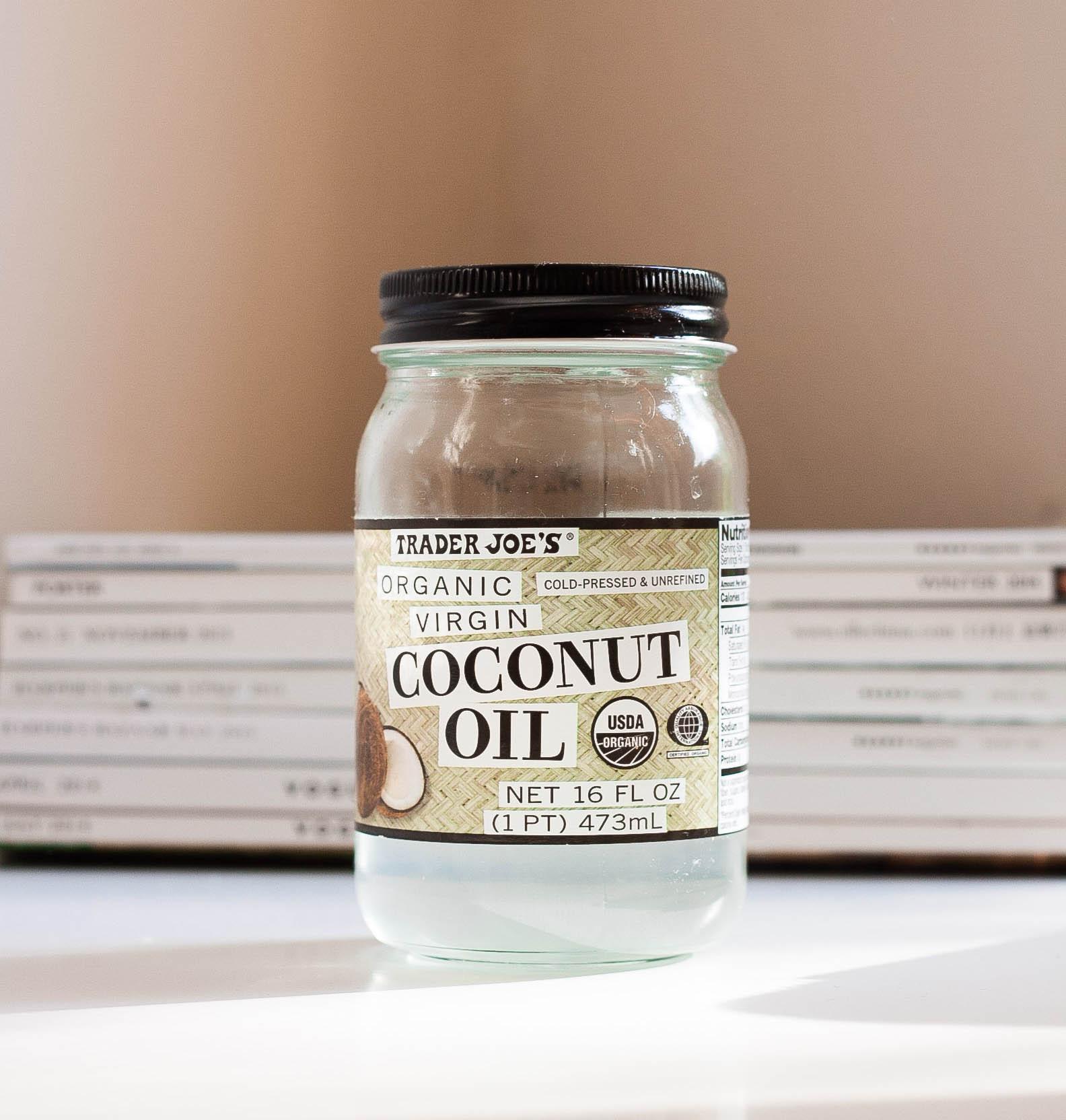 6 Benefits of Coconut Oil
