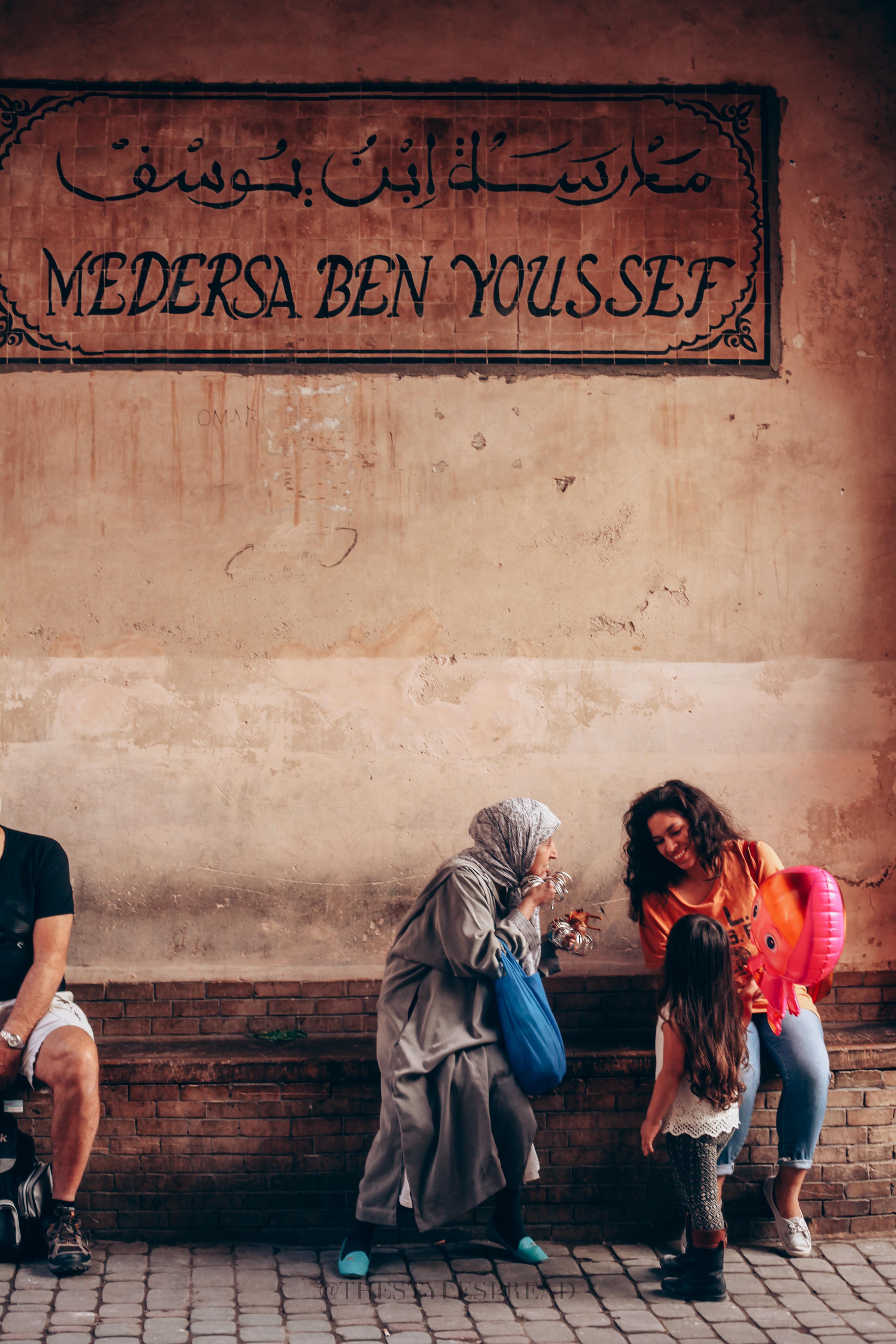 Marrakech Travel Vlog