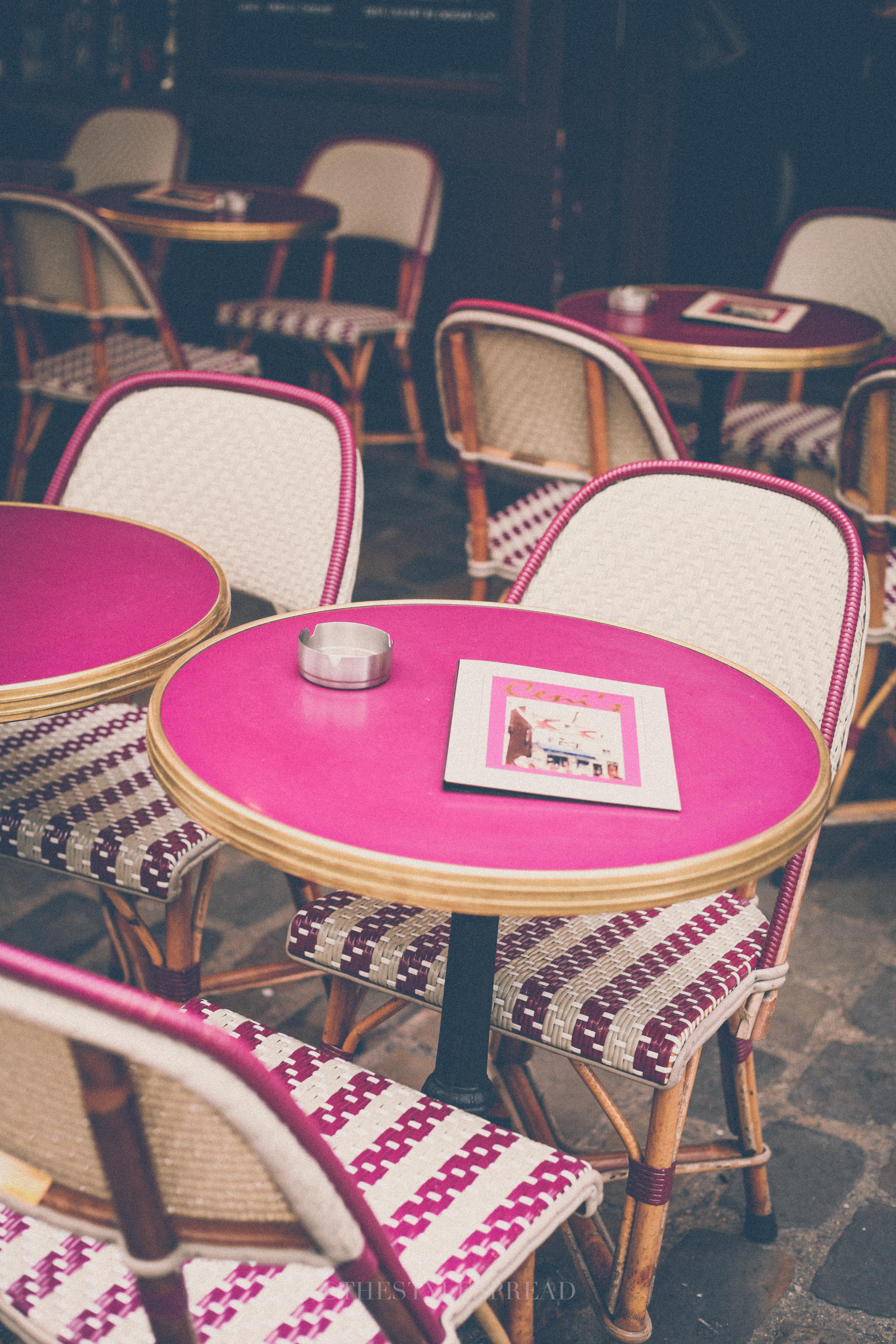 Bistro in Montmarte