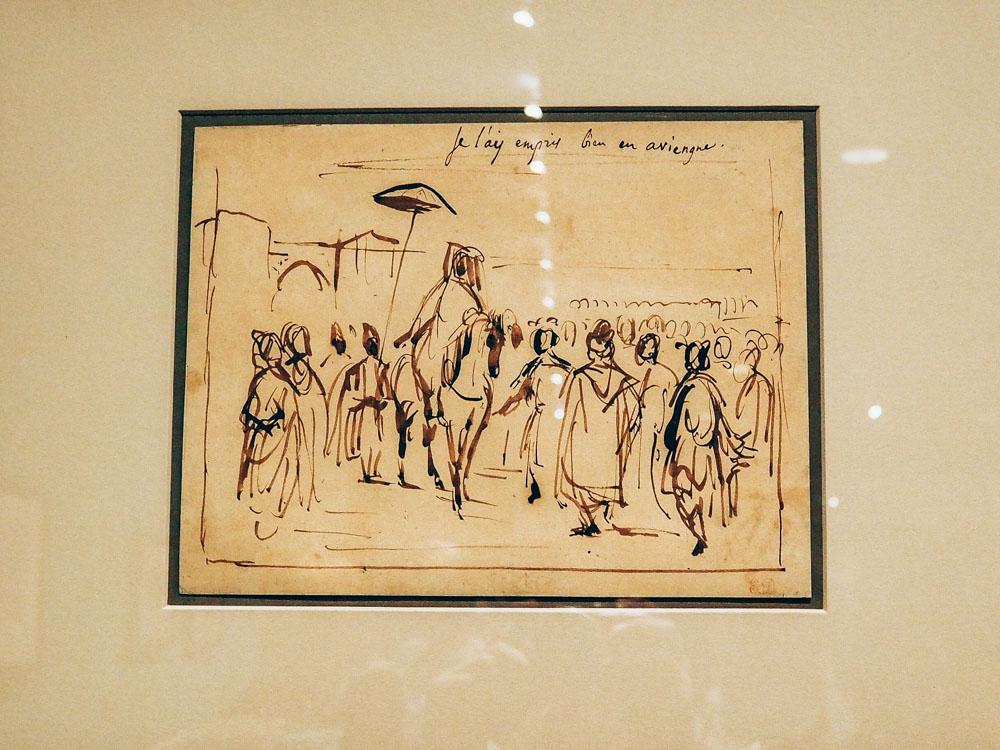 Delacroix Maroc