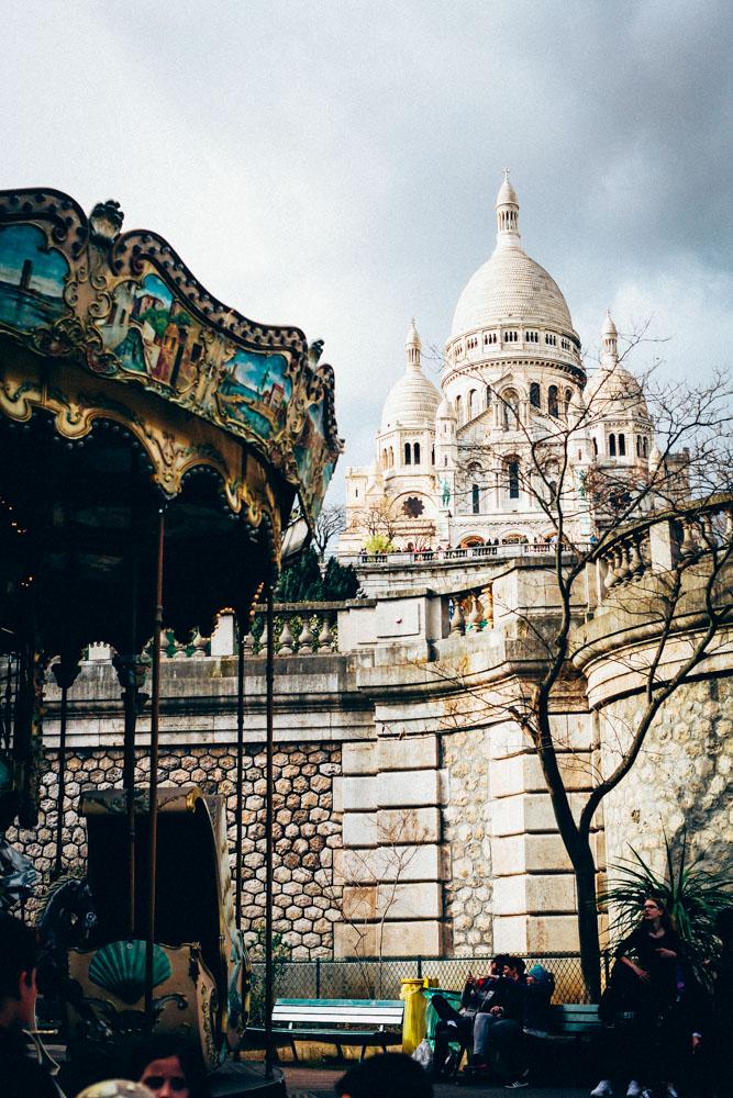 Basilica du Sacre-Cœur