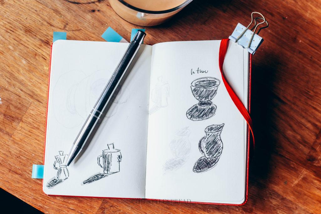 art sketch