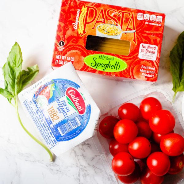Simple Italian Dinner