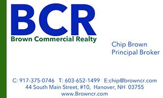 Brown commercial realty