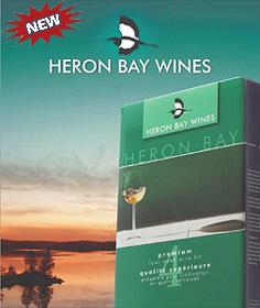 Heron Bay Wine Making Kits