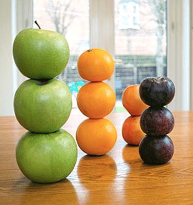 Balancing Wine Making Fruit