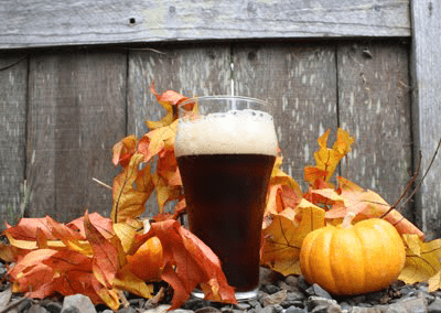 Beer For Fall