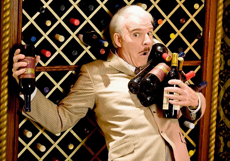 Black Spots In Wine