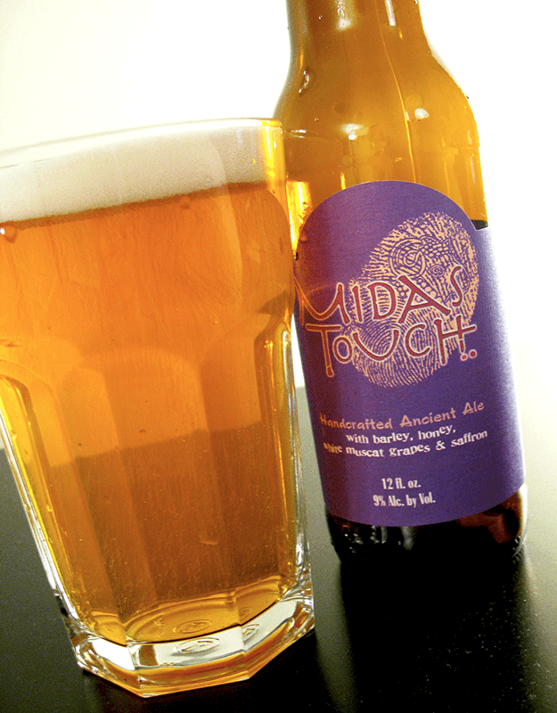 Dogfish Head Midas Touch Clone Beer Recipe